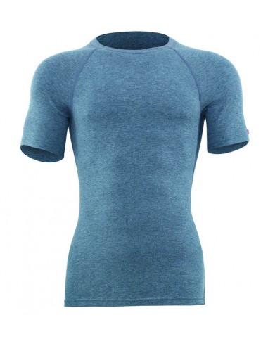 Blackspade Unisex Thermo T-shirt Short Sleeve Grijs Melee