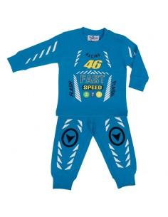 Fun2wear Pyjama Truckin Zwart