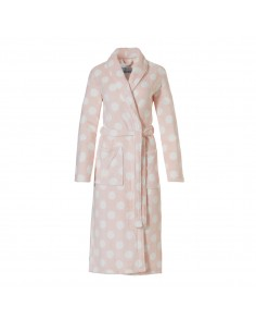 Ten Cate Dames Badjas Pink Dots