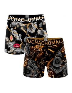 MuchachoMalo Rapper 2Pack Heren Boxershorts