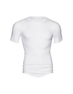 MEY Heren T-shirt wit Noblesse City Shirt 2802