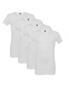 Alan Red T-Shirt Ottawa 4Pack Wit