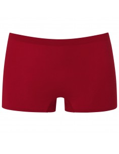 MEY Dames Natural Second Me Shorts Rubin Rood 79529