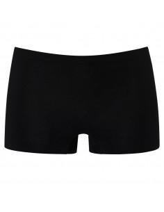 MEY Dames Natural Second Me Shorts Zwart 79529