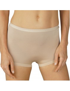 MEY Dames MEY Lights Panty Short Soft Skin 89206