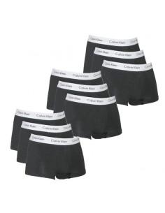 Calvin Klein Ondergoed  low rise trunk Black Special 3maal 3Pack