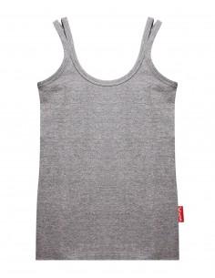 Claesen's Meisjes Singlet Grey