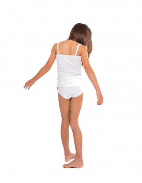 Claesen's Meisjes 3Pack Boxer White
