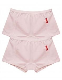 Claesen's Meisjes 2Pack Boxer Pink