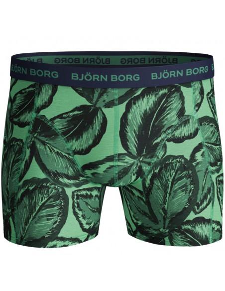 Bjorn Borg Boxershorts 5Pack LEAFY Lichen
