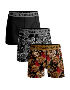 MuchachoMalo 3Pack Rooster Heren Boxershort