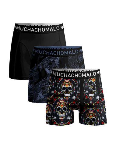 MuchachoMalo 3Pack Muerto Heren Boxershort