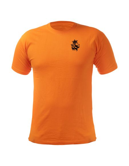 Gino Santi Oranje Juich Shirt