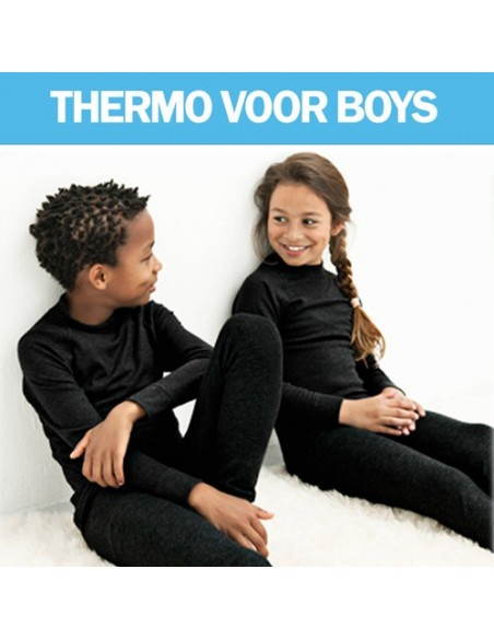 Ten Cate Jongens Thermo