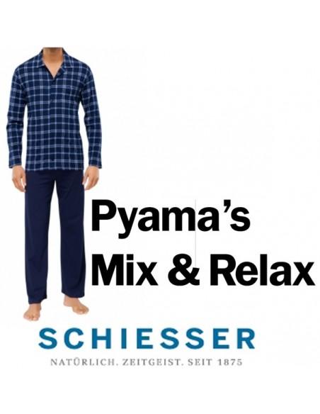 Schiesser pyjama lounge