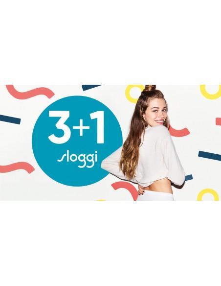 Sloggi 3+1 Actie Dames
